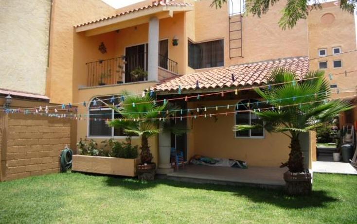 Foto de casa en venta en  , jardines de ahuatlán, cuernavaca, morelos, 1138055 No. 01