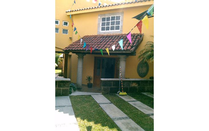 Foto de casa en venta en  , jardines de ahuatlán, cuernavaca, morelos, 1176853 No. 01