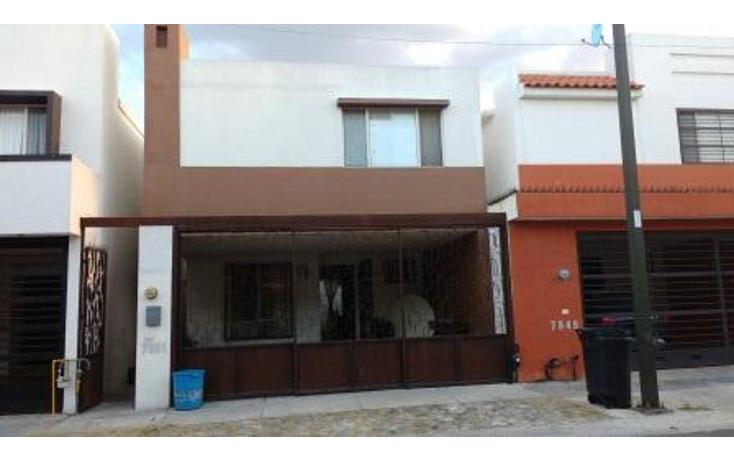 Foto de casa en venta en  , jardines de andalucía, guadalupe, nuevo león, 1240209 No. 01