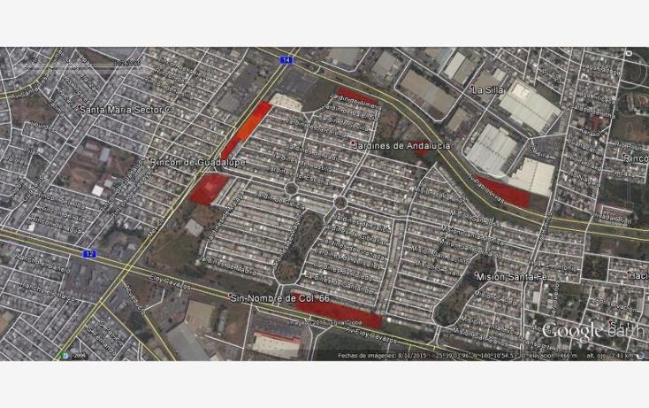 Foto de terreno comercial en renta en  , jardines de andalucía, guadalupe, nuevo león, 1428047 No. 01