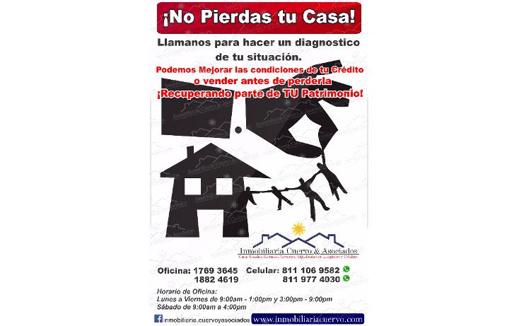 Foto de casa en venta en  , jardines de cadereyta, cadereyta jiménez, nuevo león, 2623908 No. 02