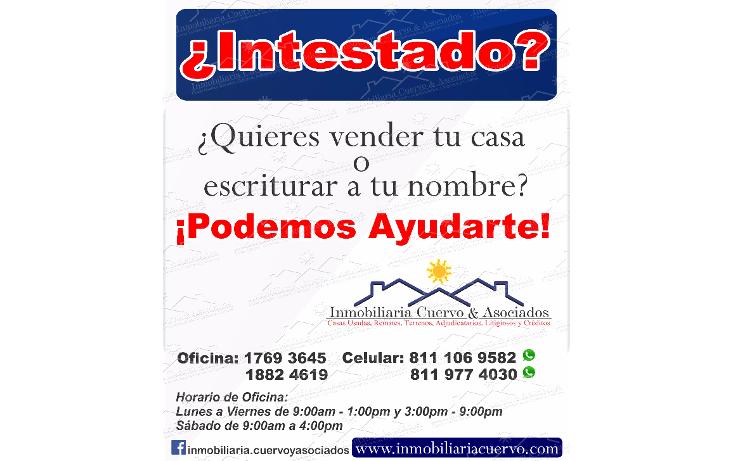Foto de casa en venta en  , jardines de cadereyta, cadereyta jiménez, nuevo león, 2623908 No. 03