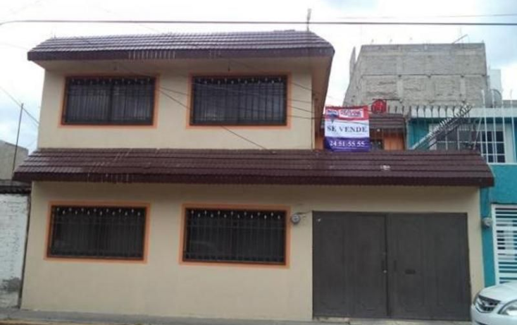 Foto de casa en venta en  , jardines de casa nueva, ecatepec de morelos, méxico, 1747574 No. 01