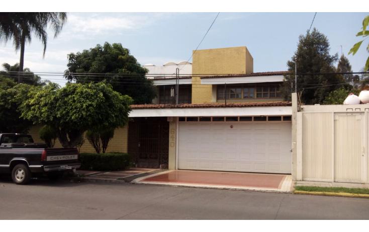 Foto de casa en venta en  , jardines de catedral, zamora, michoacán de ocampo, 1484391 No. 01