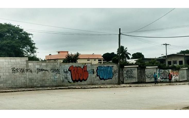 Foto de terreno habitacional en venta en  , jardines de champayan 1, tampico, tamaulipas, 1055423 No. 01