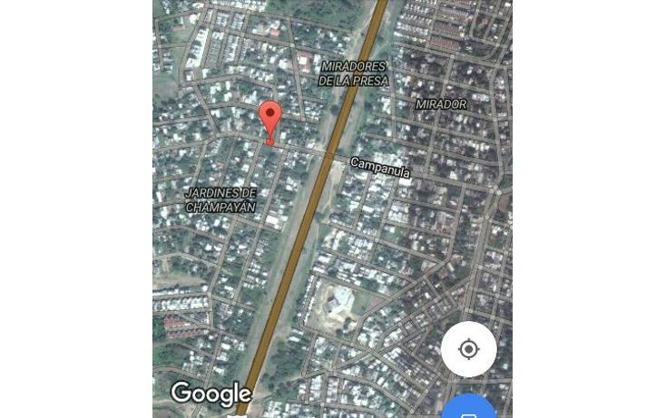 Foto de terreno habitacional en venta en  , jardines de champayan 1, tampico, tamaulipas, 1055423 No. 02