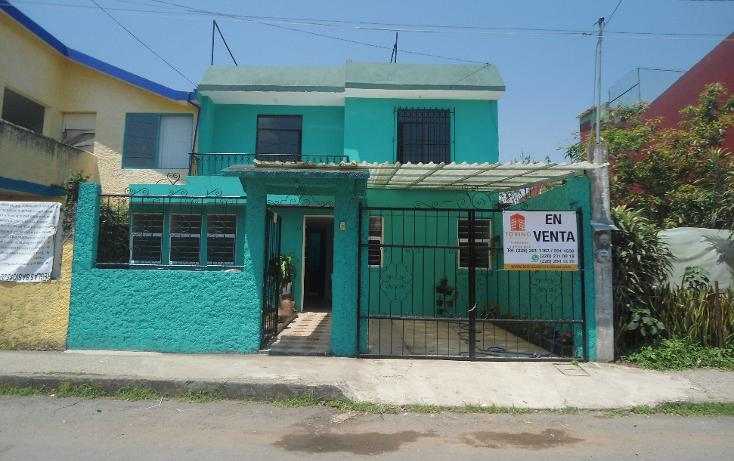 Foto de casa en venta en  , jardines de coatepec, coatepec, veracruz de ignacio de la llave, 1970342 No. 01