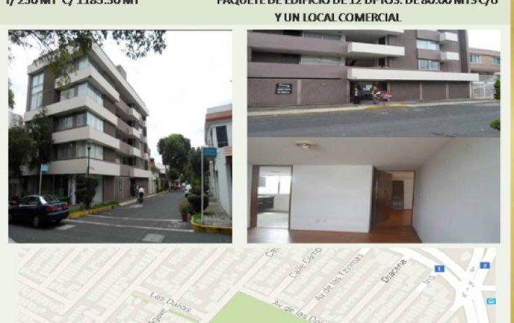 Foto de edificio en venta en, jardines de coyoacán, coyoacán, df, 1830422 no 01