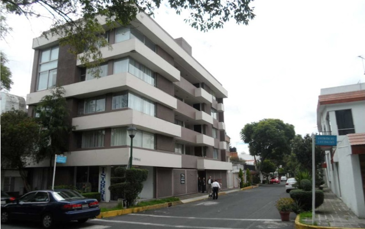 Foto de edificio en venta en  , jardines de coyoac?n, coyoac?n, distrito federal, 1593707 No. 01