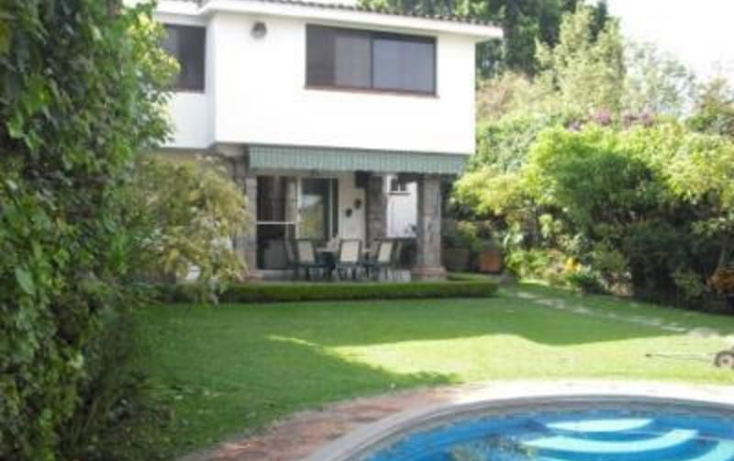 Foto de casa en venta en  , jardines de cuernavaca, cuernavaca, morelos, 1210383 No. 01