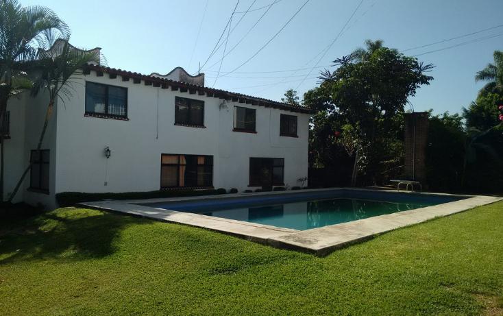 Foto de casa en renta en  , jardines de cuernavaca, cuernavaca, morelos, 1498595 No. 01