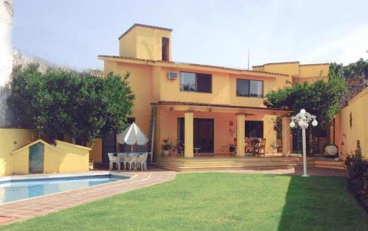 Foto de casa en venta en  , jardines de cuernavaca, cuernavaca, morelos, 502686 No. 01