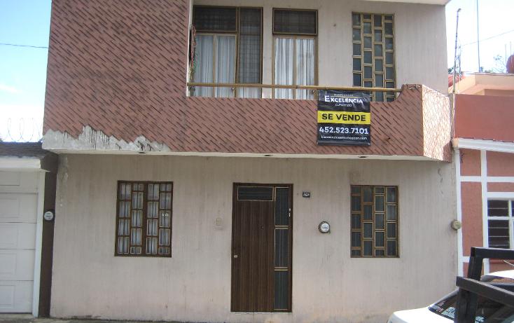 Foto de casa en venta en  , jardines de cupatitzio, uruapan, michoac?n de ocampo, 2013400 No. 01