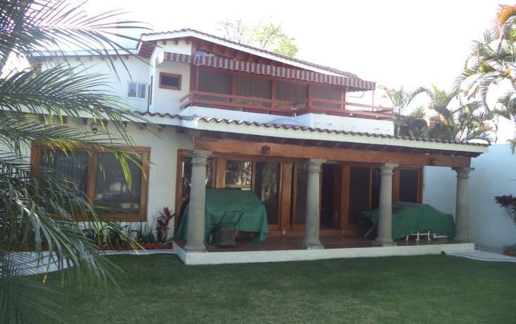 Foto de casa en venta en jardines de delcias , jardines de delicias, cuernavaca, morelos, 1581934 No. 01
