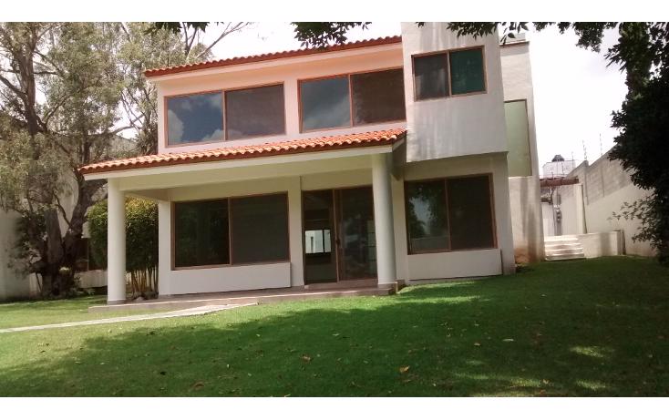 Foto de casa en condominio en renta en  , jardines de delicias, cuernavaca, morelos, 1248401 No. 01