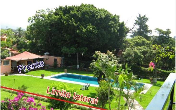 Foto de terreno habitacional en venta en  -, jardines de delicias, cuernavaca, morelos, 620812 No. 01
