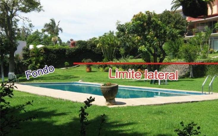 Foto de terreno habitacional en venta en  -, jardines de delicias, cuernavaca, morelos, 620812 No. 03