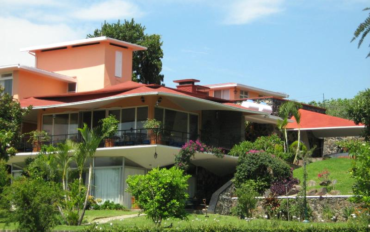 Foto de casa en renta en  , jardines de delicias, cuernavaca, morelos, 660881 No. 01