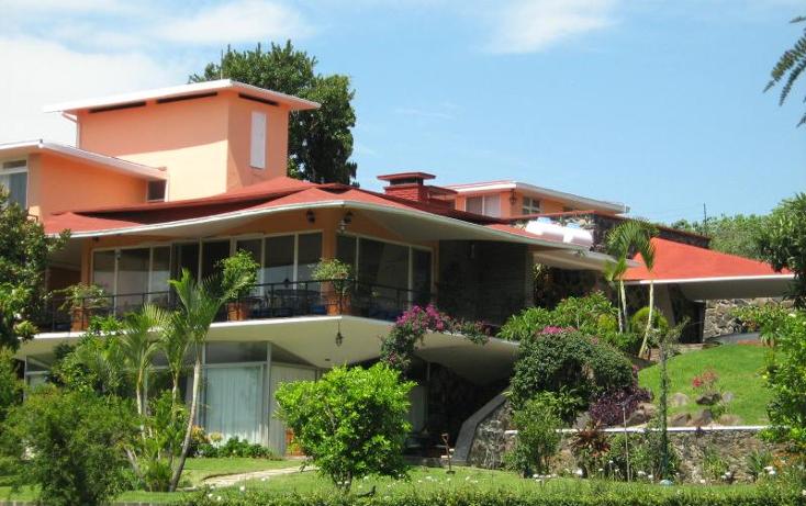 Foto de casa en venta en  -, jardines de delicias, cuernavaca, morelos, 752171 No. 01