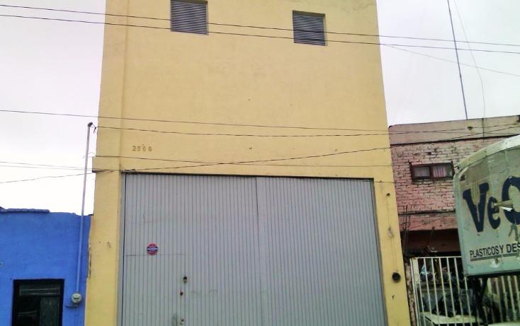 Foto de nave industrial en renta en  , jardines de guadalupe, guadalajara, jalisco, 2004634 No. 01