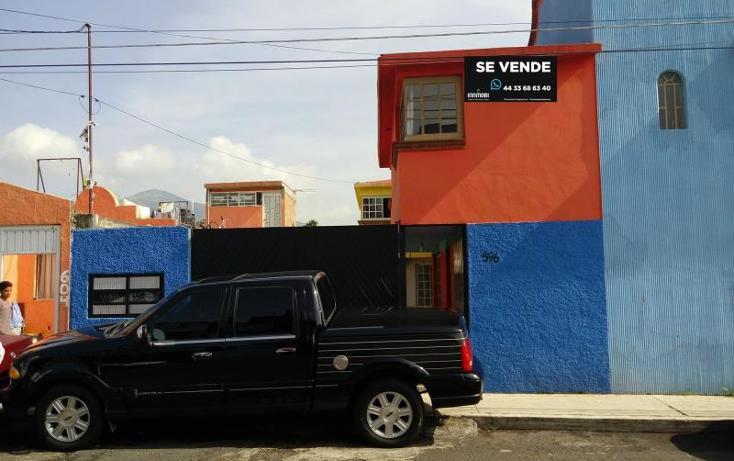 Foto de casa en venta en  , jardines de guadalupe, morelia, michoacán de ocampo, 1152981 No. 01