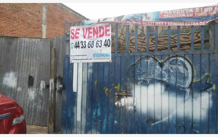 Foto de terreno habitacional en venta en  , jardines de guadalupe, morelia, michoacán de ocampo, 1615856 No. 04
