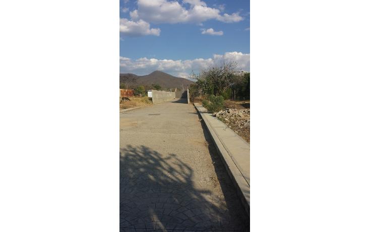 Foto de terreno habitacional en venta en  , jardines de huayapam, san andr?s huay?pam, oaxaca, 790697 No. 02