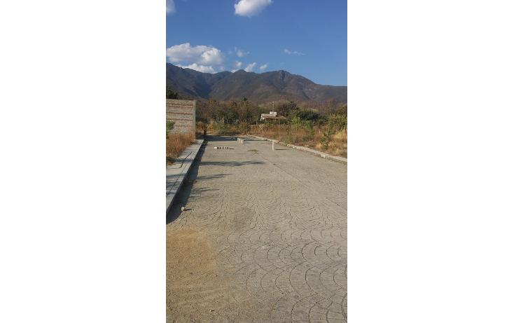 Foto de terreno habitacional en venta en  , jardines de huayapam, san andr?s huay?pam, oaxaca, 790697 No. 04