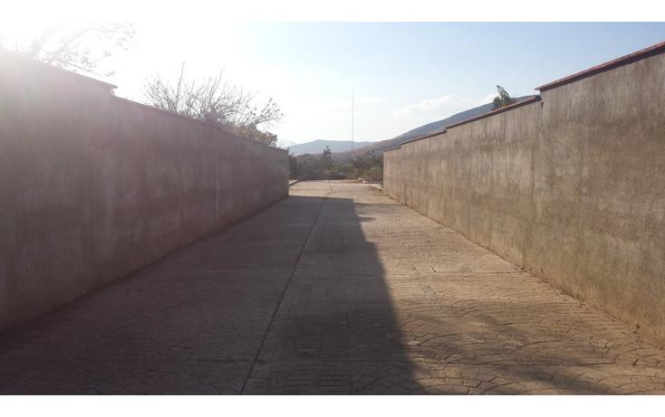 Foto de terreno habitacional en venta en  , jardines de huayapam, san andr?s huay?pam, oaxaca, 790697 No. 05