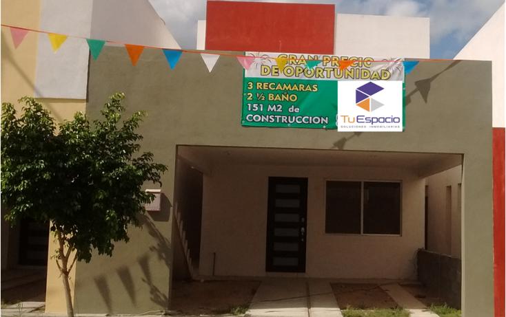 Foto de casa en venta en  , jardines de jarachina sur, reynosa, tamaulipas, 1167431 No. 01