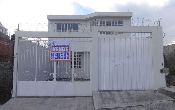 Foto de casa en venta en  , jardines de la aurora, morelia, michoacán de ocampo, 1164565 No. 01