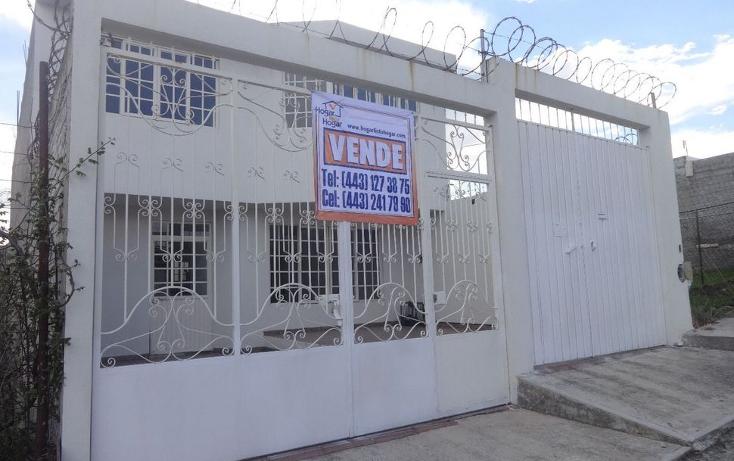 Foto de casa en venta en  , jardines de la aurora, morelia, michoacán de ocampo, 1164565 No. 04