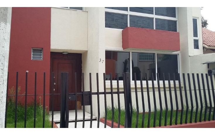 Foto de casa en venta en  , jardines de la florida, naucalpan de juárez, méxico, 1047461 No. 01