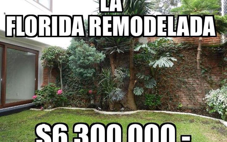 Foto de casa en venta en  , jardines de la florida, naucalpan de ju?rez, m?xico, 1192467 No. 01