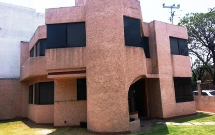Foto de casa en venta en  , jardines de la florida, naucalpan de juárez, méxico, 1321273 No. 01