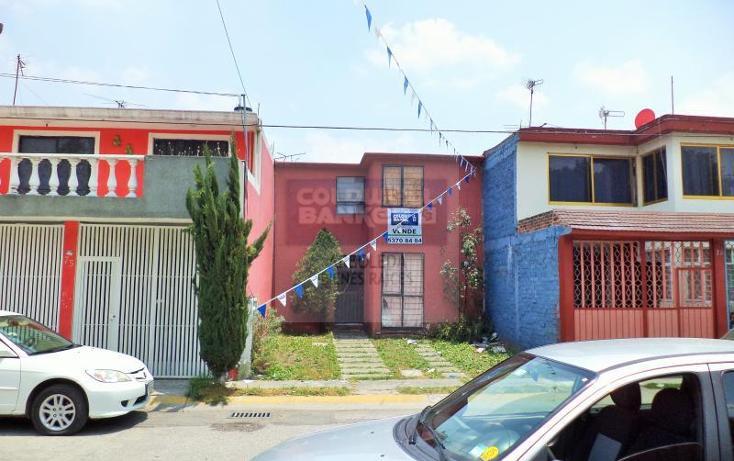 Foto de casa en venta en  77, jardines de la hacienda sur, cuautitlán izcalli, méxico, 891411 No. 01