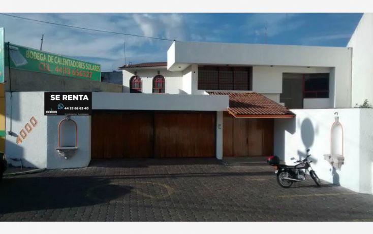 Foto de casa en renta en, jardines de la loma, morelia, michoacán de ocampo, 754905 no 01