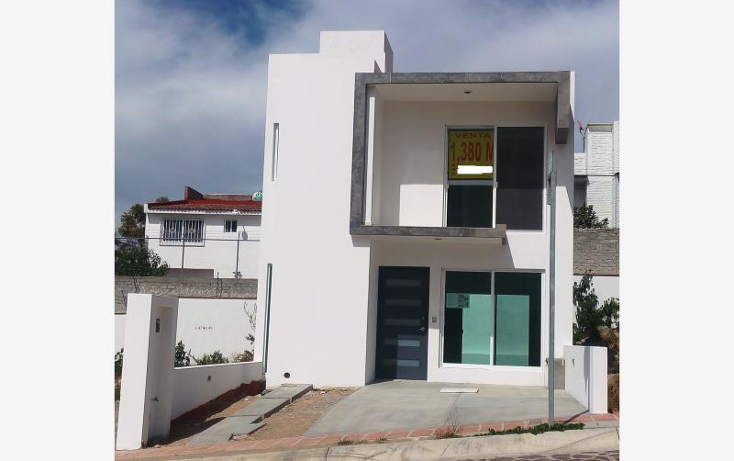 Foto de casa en venta en  , jardines de la negreta, corregidora, quer?taro, 1698462 No. 01