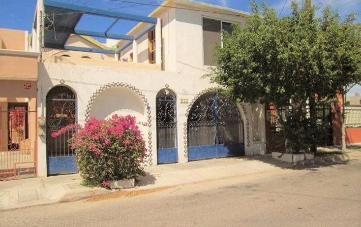 Foto de casa en venta en  , jardines de la paz, la paz, baja california sur, 1475537 No. 01