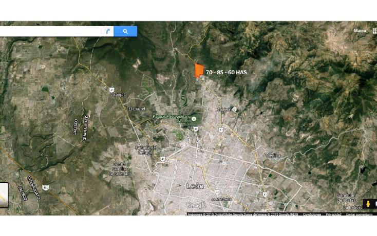 Foto de terreno habitacional en venta en  , jardines de la presa, le?n, guanajuato, 1624696 No. 02