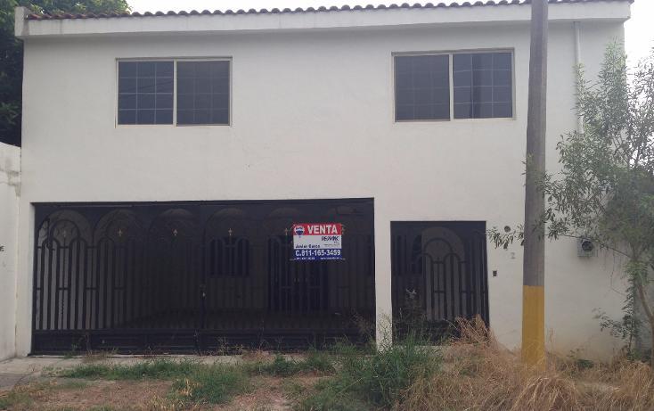 Foto de casa en venta en  , jardines de la silla, juárez, nuevo león, 1378583 No. 01