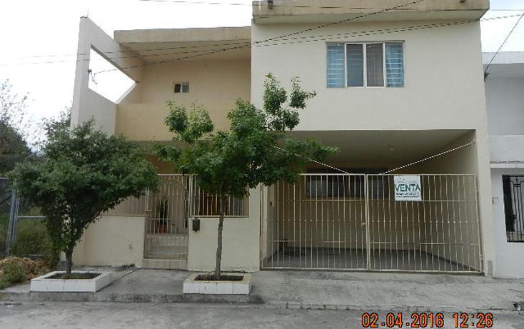 Foto de casa en venta en  , jardines de la silla, juárez, nuevo león, 1756670 No. 01