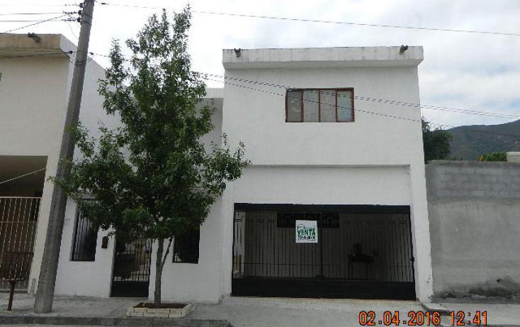 Foto de casa en venta en, jardines de la silla, juárez, nuevo león, 1804596 no 01