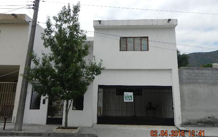 Foto de casa en venta en  , jardines de la silla, juárez, nuevo león, 1804596 No. 01