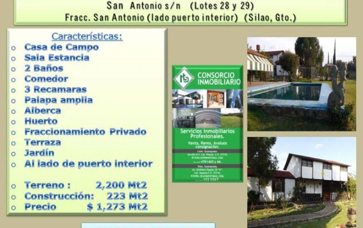 Foto de casa en venta en, jardines de la victoria, silao, guanajuato, 1671308 no 01