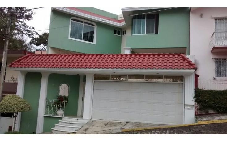 Foto de casa en venta en  , jardines de las ánimas, xalapa, veracruz de ignacio de la llave, 1135451 No. 01