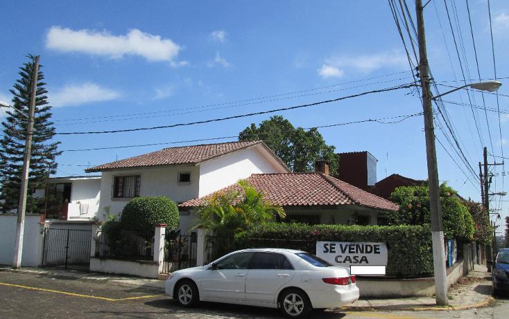 Foto de casa en venta en  , jardines de las ánimas, xalapa, veracruz de ignacio de la llave, 1271495 No. 01