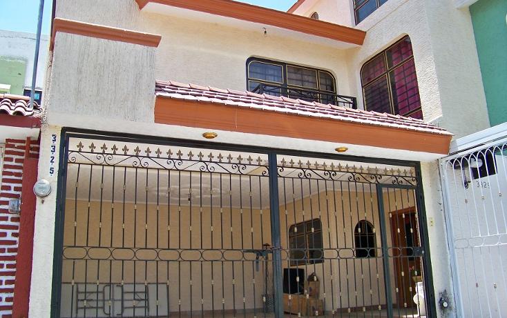 Foto de casa en venta en  , jardines de los historiadores, guadalajara, jalisco, 1934450 No. 01