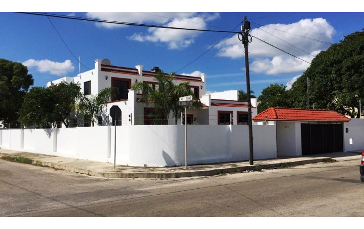 Foto de casa en venta en  , jardines de m?rida, m?rida, yucat?n, 1190731 No. 01