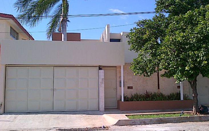 Foto de casa en renta en, jardines de mérida, mérida, yucatán, 1280639 no 01